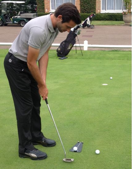 Exercice putting 2