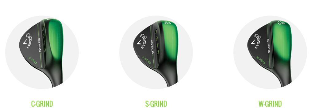 Callaway MD3 Milled