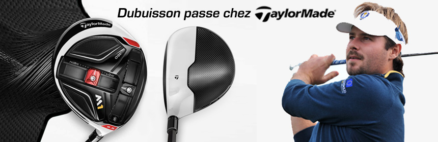 Dubuisson taylormade
