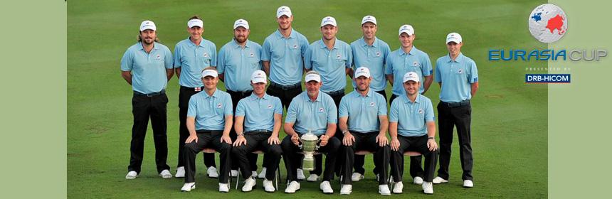 team europe eurasia cup
