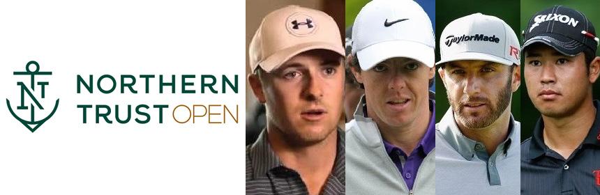Open Northern Trust : le tournoi se jouera entre Spieth, McIlroy, Dustin et Matsuyama