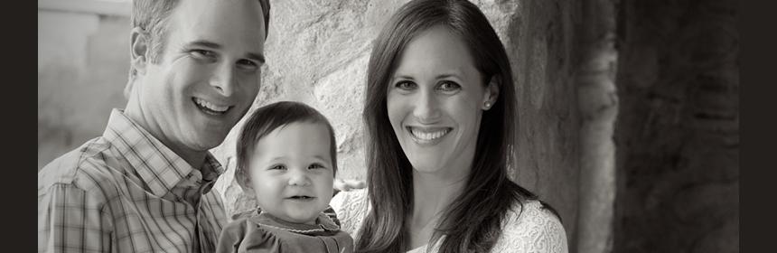 Kevin Streelman en famille