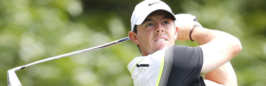 Rory mcilroy taylormade nouveau sponsor club