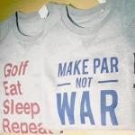 Sweat Green's en édition limitée au Salon du Golf !