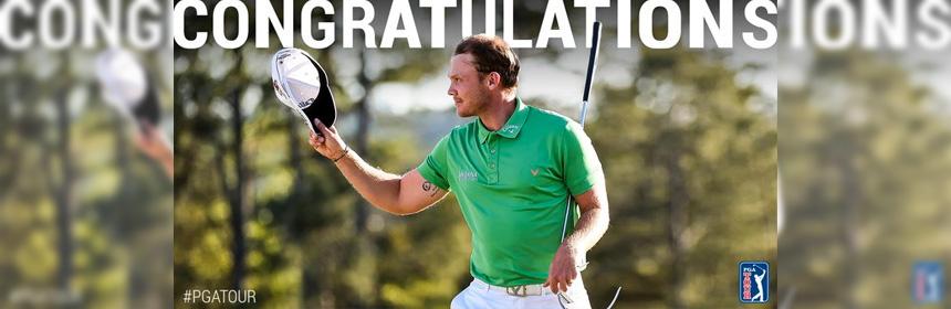 Grâce au Masters, Danny Willett entre sur le PGA Tour