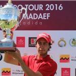 Progolf Tour - Open Madaef : 3 français sur le podium, Gautier 1er