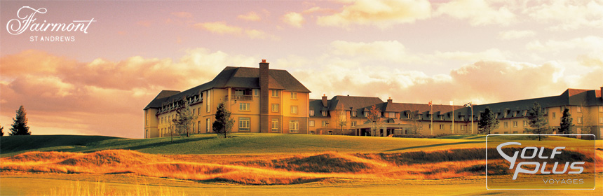 Séjour Multi-Golf Fairmont, St Andrews - Ecosse