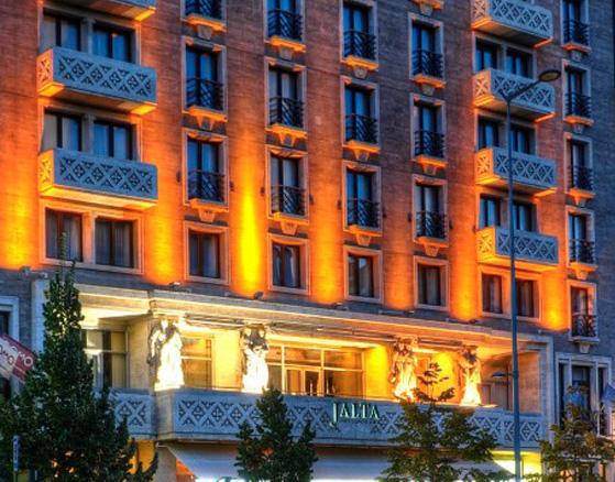 L'hôtel est situé à Wenceslas Square à 2 pas de la vieille ville.