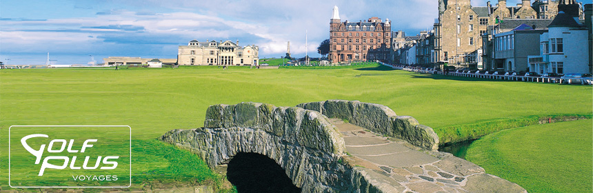 Trou n°17 Old Course