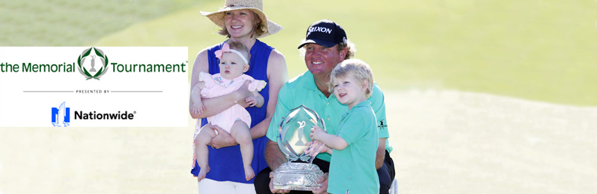 McGirt remporte le Memorial