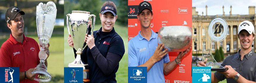 golf pga lpga european challenge tour, les résultats de la semaine