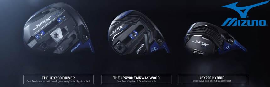 drivers jpx 900 fairway wood et hybride