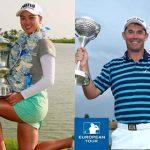 les résultats de la semaine golf pga tour lpga tour european tour challenge tour