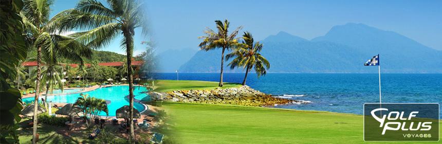 séjour golf combiné malaisie