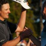 reactions monde du golf sergio garcia masters