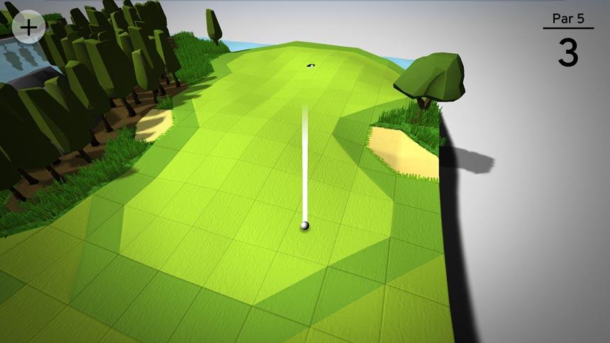ok golf jeu de golf smartphone android
