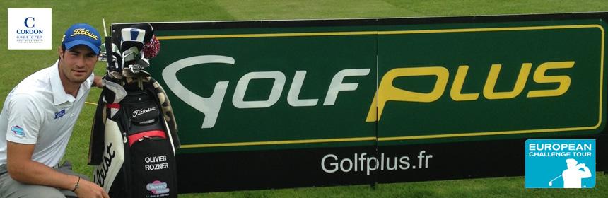 Olivier Rozner Team Golf Plus