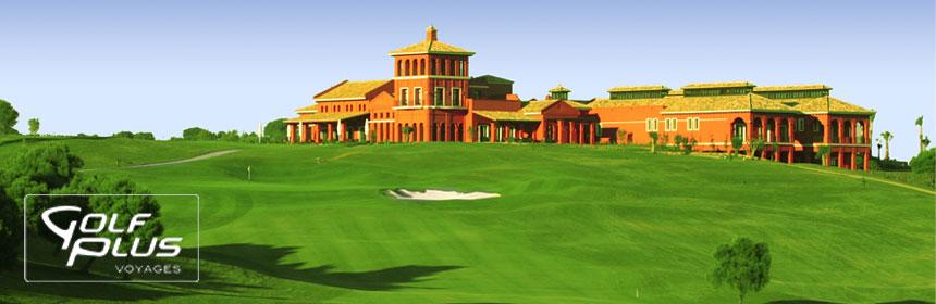 Golf Plus Voyages présente Hôtel Almenara Golf Hotel & Spa **** - Sotogrande Espagne