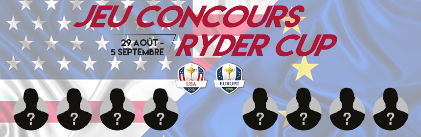 Jeu concours Ryder Cup   Tentez de gagner une paire d adidas Tour 360 Boost  2.0 ! 4af8dc2d419