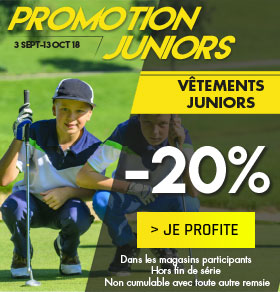 Promotion Juniors !