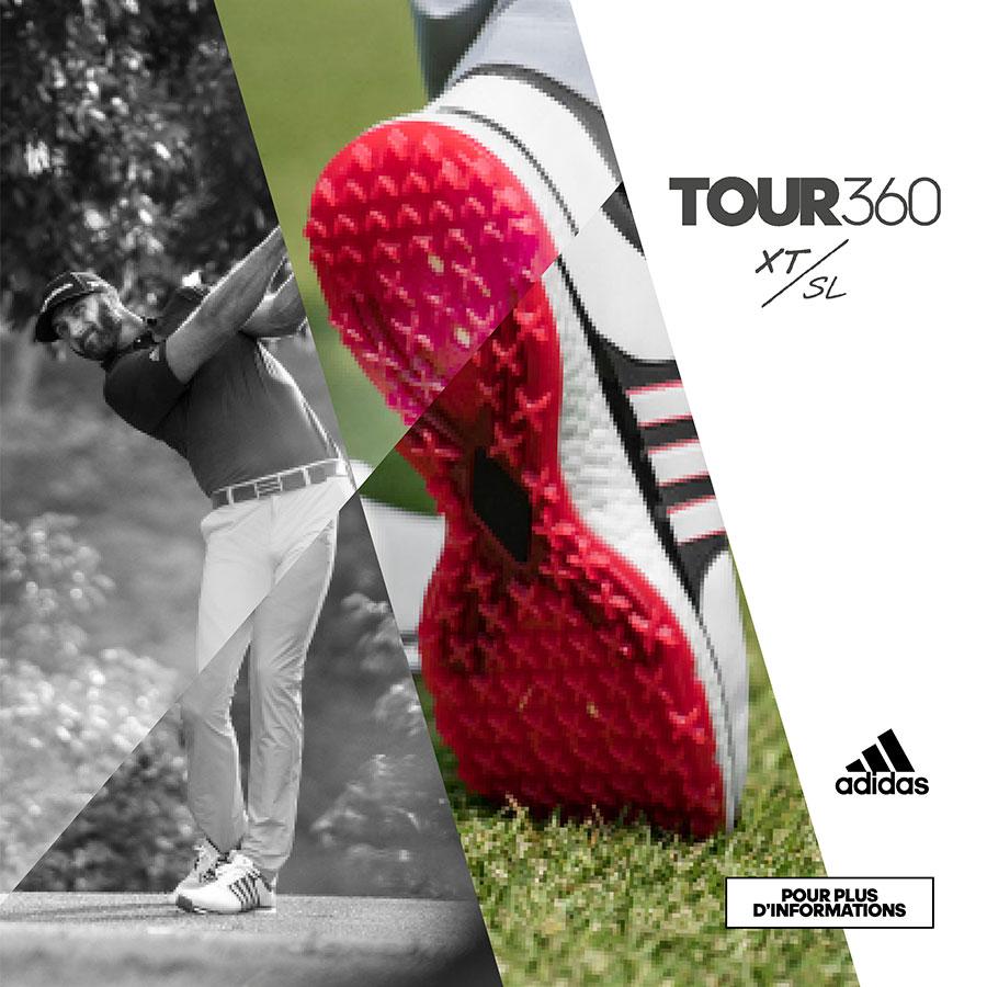 Nouvelles adidas Tour 360 XT/SL