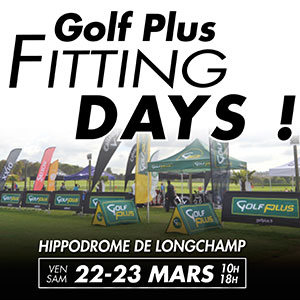 Golf Plus Fitting Days !