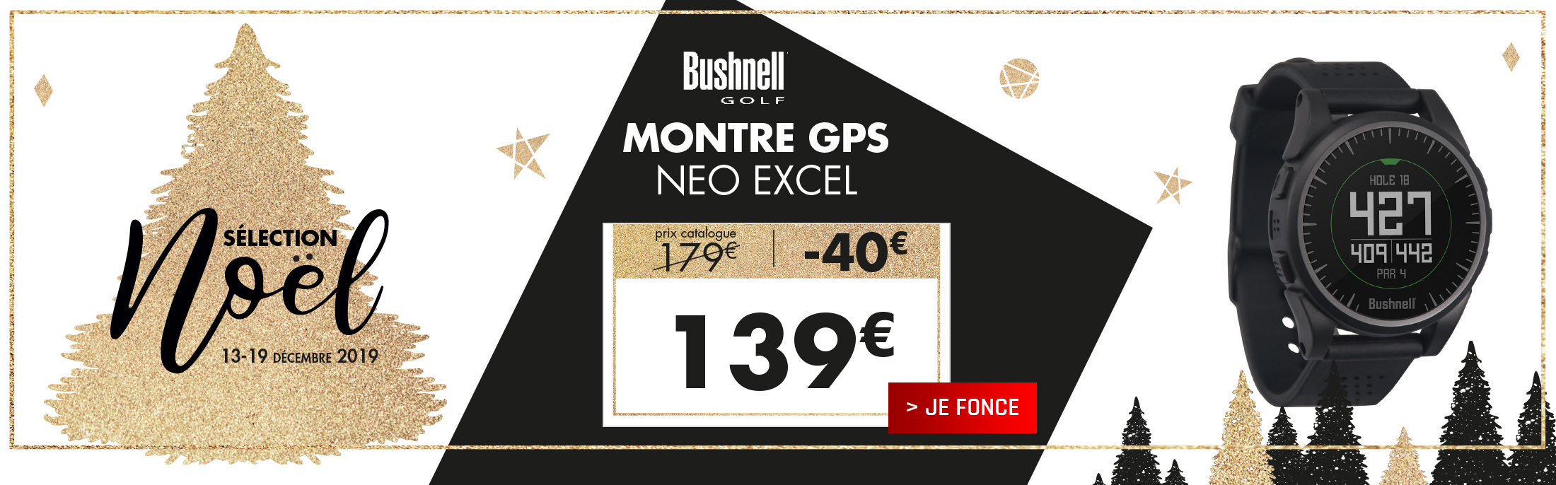 OFFRE BUSHNELL NEO EXCEL