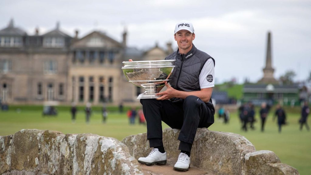 Victor-Perez-vainqueur-Alfred-Dunhill-Championship