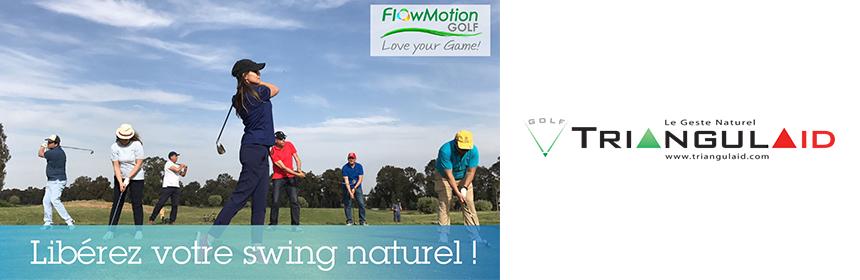 Libérez votre swing naturel avec Flowmotion Golf !