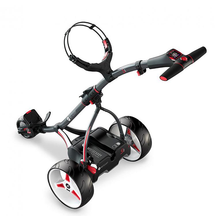 Chariot électrique S1 Motoacaddy